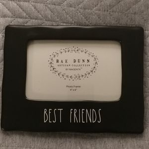 Rae Dunn 4x6 Best Friends Picture Frame